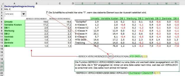 Interaktive Tabellen 3a